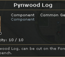 Pynwood Log
