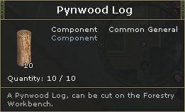 Pynwood Log