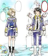 ElDLIVE uniform