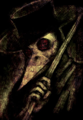The Black Death Plague Doctor by J