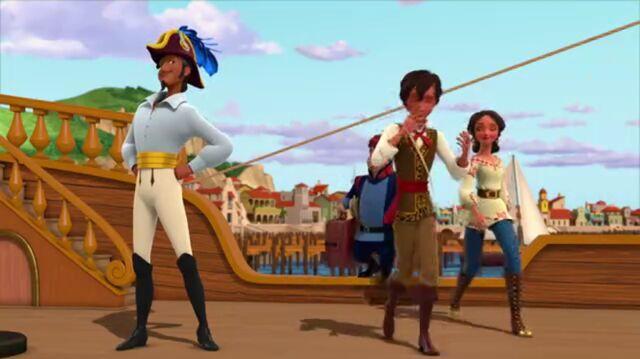 File:Mateo,Elena,Esteban and Higgens boarding the ship.jpg