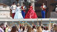 Elena Disney Magic Kingdom 6