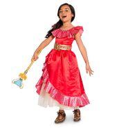 Disney Princess Elena Avalor Full Costume