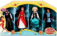 Elena 4 Pack Doll Set