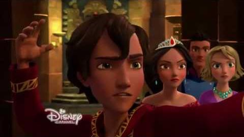 Elena Of Avalor - Spellbound Clip -1