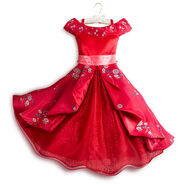 Elena Royal Gown Costume