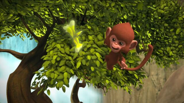 File:The baby monkey.jpg