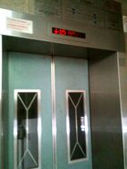 Blk. 1 Beach Road - OTIS Elevator (Lift A)