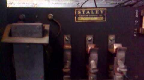 Circa1960 STALEY elevator controller