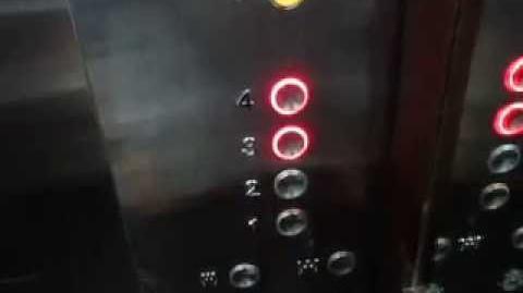 Elevator Call Cancellation Feature - OTIS Gen2 Elevator