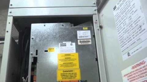 Inside the KONE Ecosystem MR Elevator Machine Room