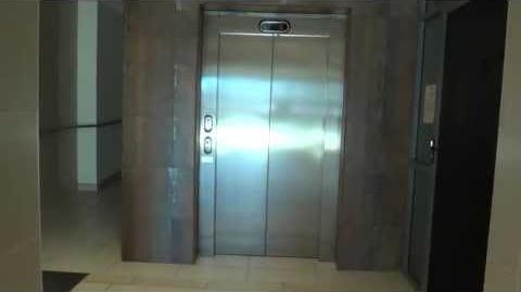 KONE MonoSpace 3000 MRL Traction Elevator @ Harmony Business Centre, Hurstville (Sydney)