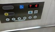 Hitachi Side Panel Japan