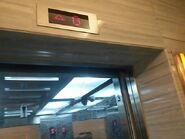 Toshiba LED hall indicator-JKT