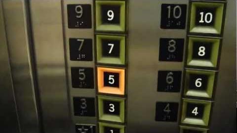 Old Otis Autotronic Elevator @ Macy's Pittsburgh PA