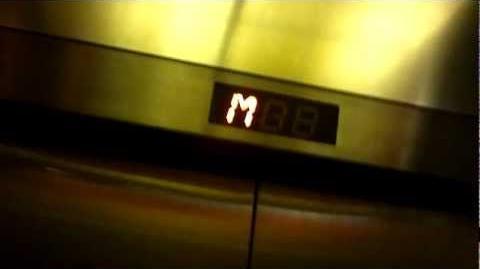 Pullman Bangkok Hotel G Old Mitsubishi Traction Elevators