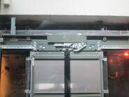 Sematic door operator shaft