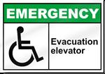 Emergency-evacuation-elevator-sign-2212