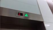Toshiba 1990s Hall Indicator TH