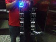 Otis buttons MetroPasarBaru