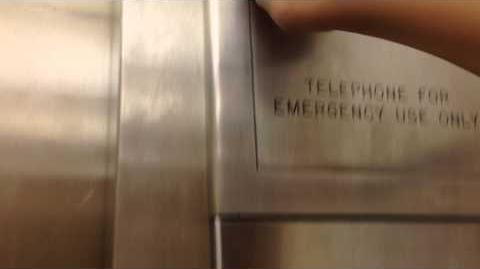 Elevator 9 at O'Connor Hospital in San Jose, CA