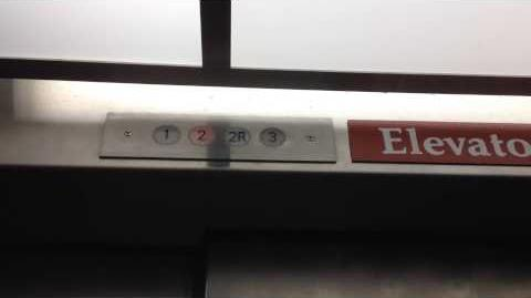 Elevator 10 at O'Connor Hospital in San Jose, CA