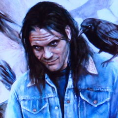 The Unknown Man's possible inspiration, perennial Stephen King villain Randall Flagg