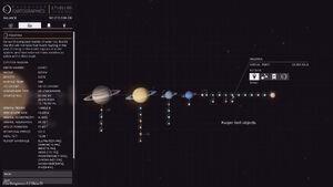 Kuiper-belt-objects