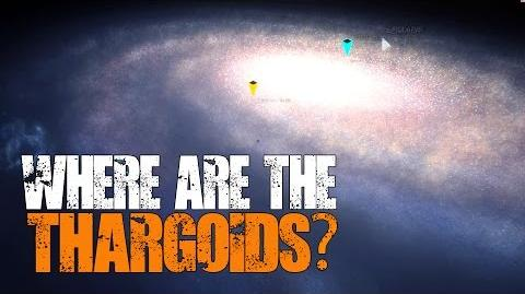 Elite Dangerous - Where are the Thargoids? (And what are they?)