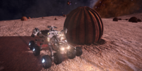 Space Pumpkins