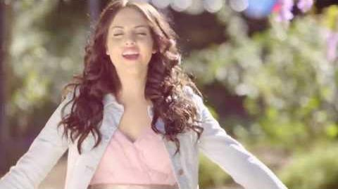 Winx Club Liz Gillies! Official Music Video! We Are Believix! HD!