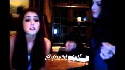 Bohemian Rhaspody Cover-Elizabeth Gillies and Ariana Grande