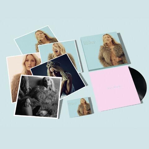Heavyweight Double Vinyl Boxset & Digital Album