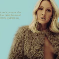 A message from Ellie Goulding