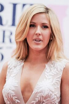 Ellie-Goulding-2015-Brit-Awards-Videography