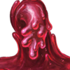 Red Slime Portrait