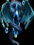 Saphire Dragon