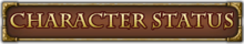 Character Status