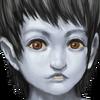 Mysterious Child Portrait