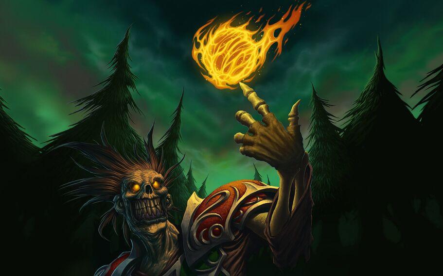 Fantasy Fireball 019585