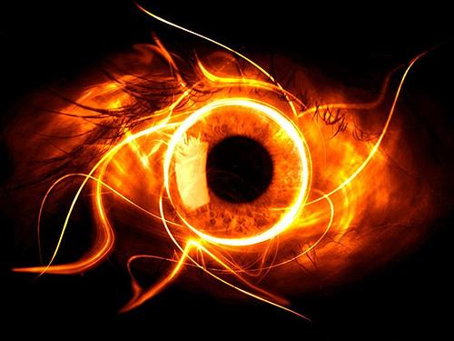 Eye-like-fire