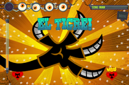 Nicktoons Superstuffed Retractable Claws Win
