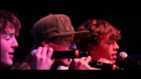 Emblem3 - Spaghetti (GMA afterparty)