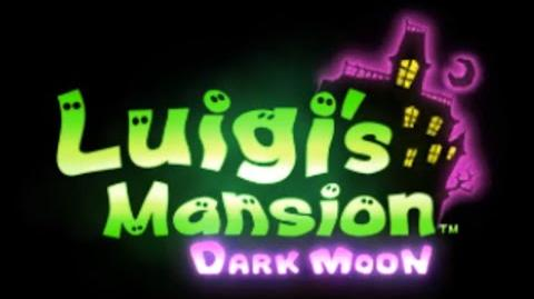 Luigi's Mansion- Dark Moon - Episode 1- Poltergust 5000