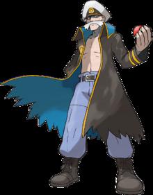 Omega Ruby Alpha Sapphire Drake