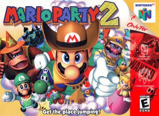 File:Mario Party 2 (NA).png