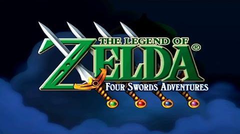 The Legend of Zelda- Four Swords Adventures - Episode 1- Lake Hylia
