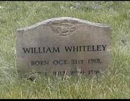 Emmie bizza whiteleey grave