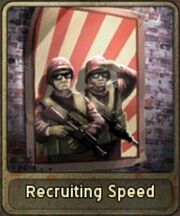 Recruiting Speed