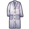 Z-Proof Lab Coat